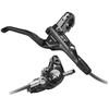 Shimano Deore XT Trekking T8000 schijfrem achterwiel zwart